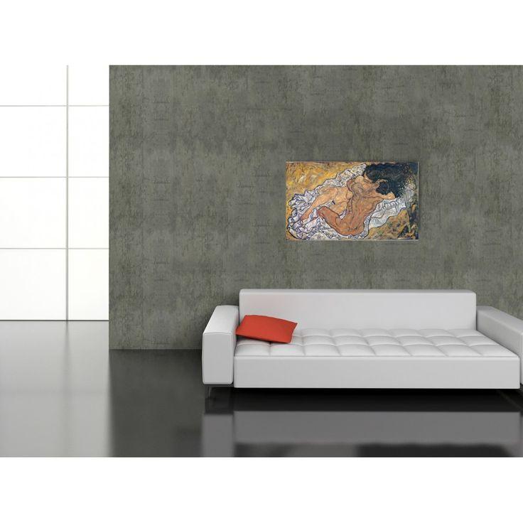 SCHIELE - UMARMUNG #artprints #interior #design #art #print #iloveart #followart  Scopri Descrizione e Prezzo http://www.artopweb.com/EC17627