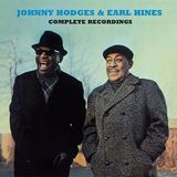 Johnny Hodges & Earl Hines: Complete Recordings [CD]
