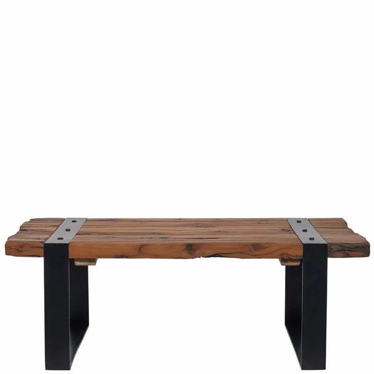 Méret: Szélesség 110 mélység 60 x magasság x 38 cmAnyag: Újrahasznosított fa, vas