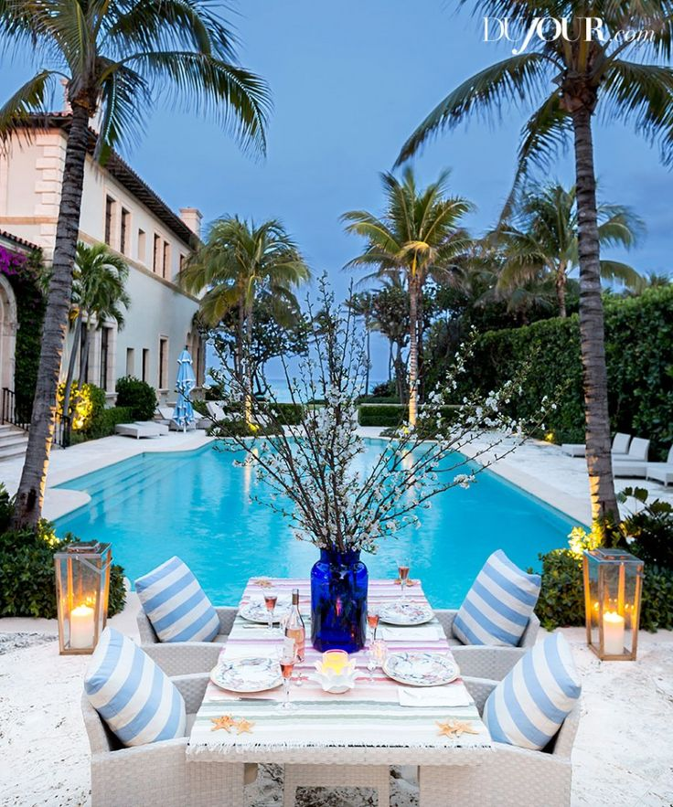 17 best images about island life on pinterest peter lik surf and starfish - Palm beach pool ...