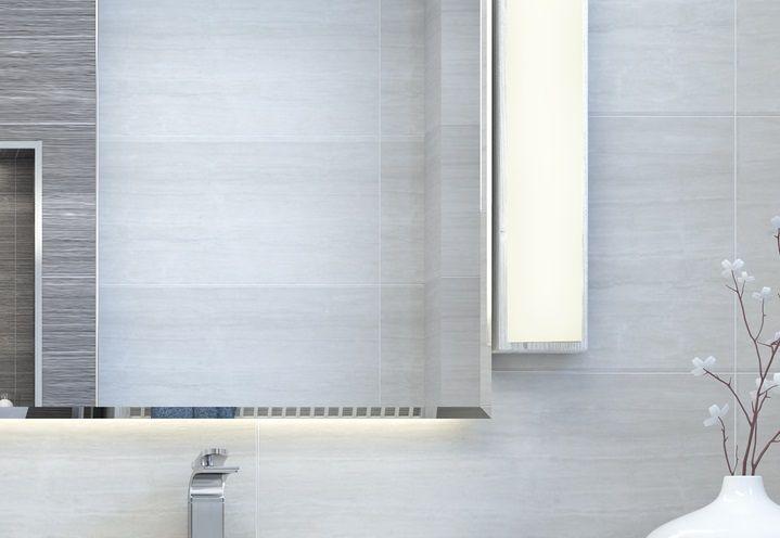 Jak oświetlić łazienkowe lustro? Zdaj się na ekspertów :)