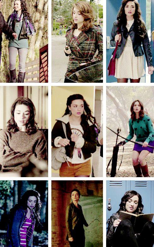 Allison Argent + Outfits