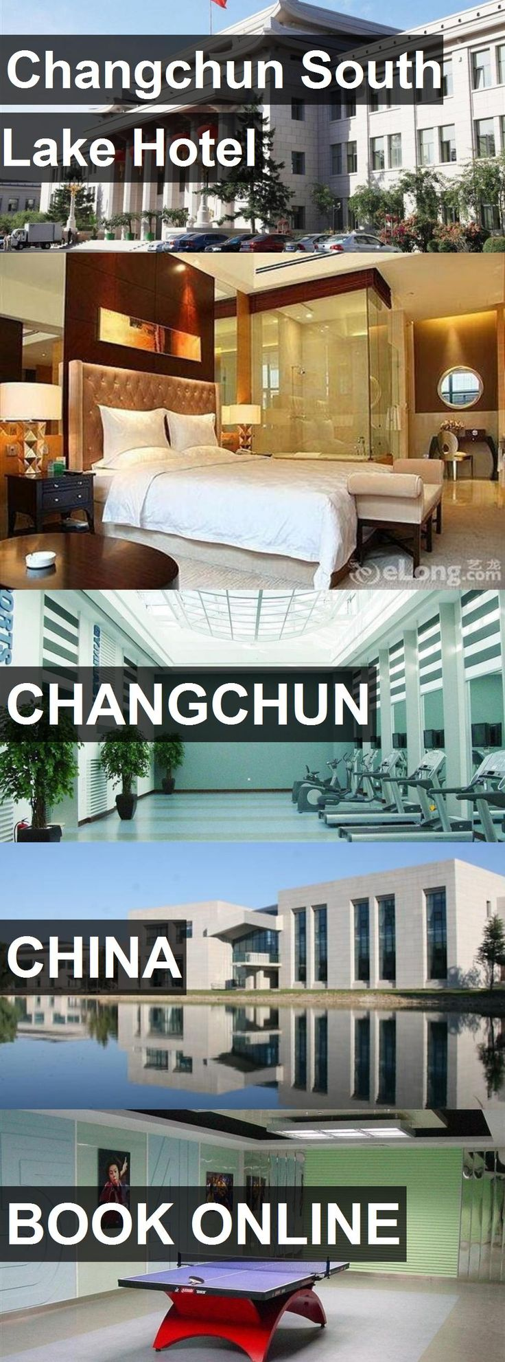 Changchun South Lake Hotel in Changchun, China. For more information, photos, reviews and best prices please follow the link. #China #Changchun #travel #vacation #hotel