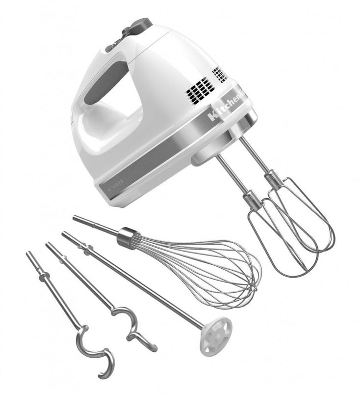 9 Best Images About Kitchenaid Hand Mixer 9 Speed And