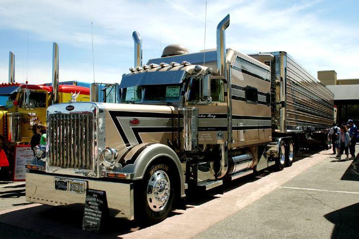 peterbilt trucks | Peterbilt Trucks Graphics And Comments 379L