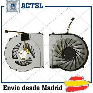 a ventilador fan para hp pavilion dv6 3170ss 637610 001 3mlx6tatpm0