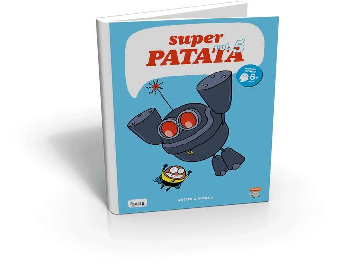 Super Patata 5 de Artur Laperla