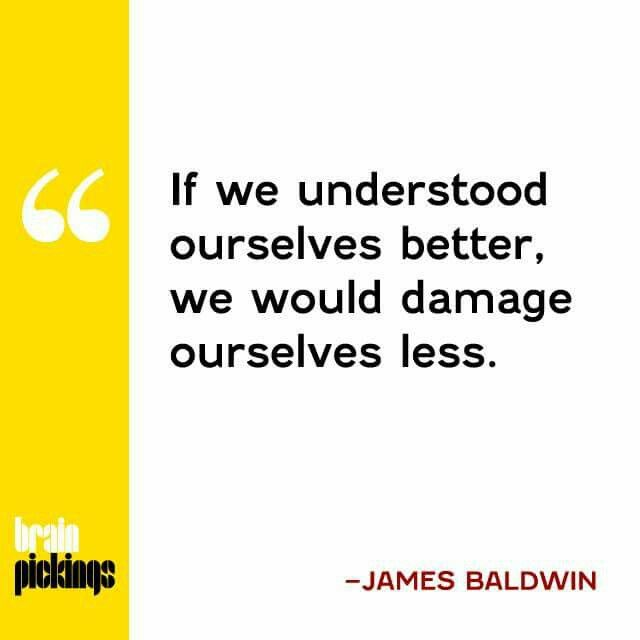 James Baldwin                                                                                                                                                                                 More