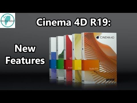 17:49 - Cinema 4D R19: New Features - YouTube
