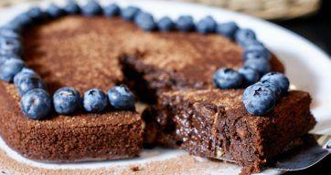 Ingrids sjokoladekake – Berit Nordstrand