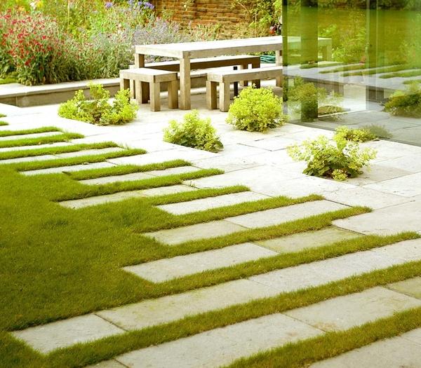 Coffee Break idee per i tuoi spazi: 4 principi per il colore in giardino