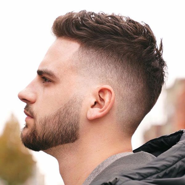 Outstanding 125 Best Haircuts For Men In 2020 Short Fade Haircut Faded Hair Schematic Wiring Diagrams Amerangerunnerswayorg