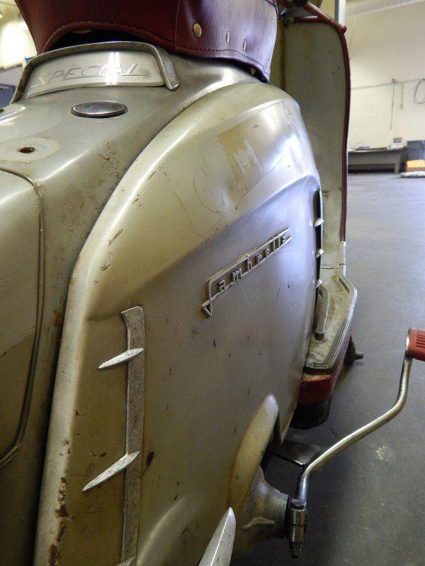1963 Lambretta Silver Special