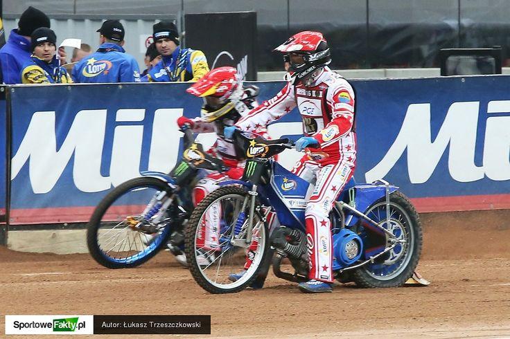 Trening przed Grand Prix Polski w Warszawie