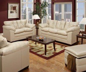 Awesome Taupe Leather Sofa And Loveseat Outstanding 27 In