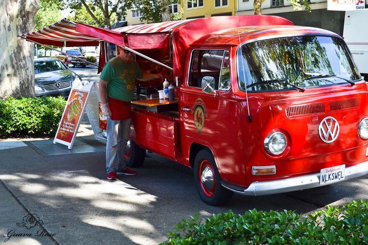 Food Trucks In Midtown Sacramento