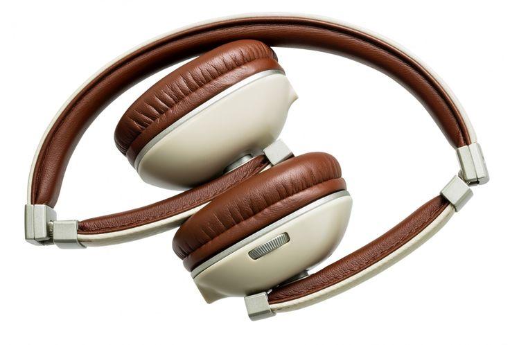 Earbuds that hook around ear - Polk Audio Hinge - headphones with mic Overview