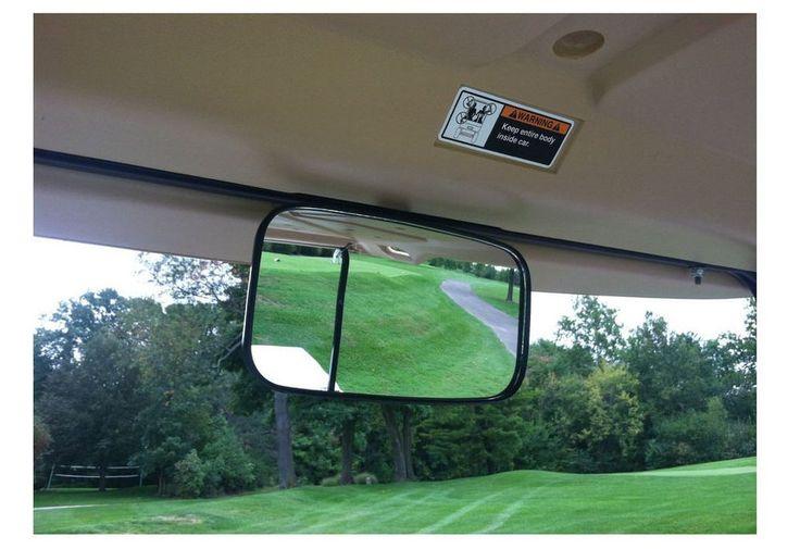 Golf Cart Rear View Mirror Ez Go, Club Car, Yamaha side part NEW vehicle car go #golfcart