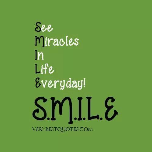 Smile!!  Ü