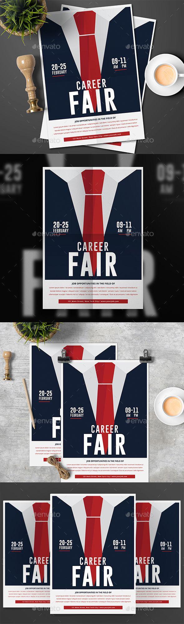 top ideas about job fair interview nails job career fair day flyer template psd ai illustrator