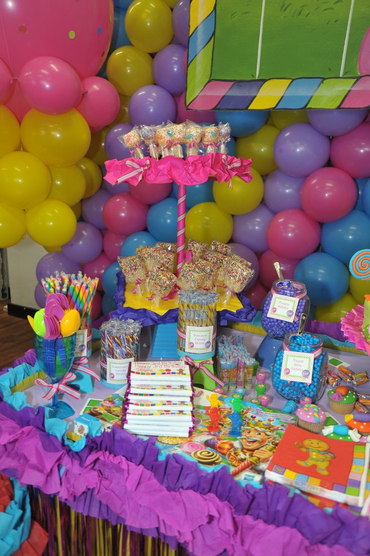 17 Best Images About Candy Land Party On Pinterest Birthdays Party Favors And Candy Bars