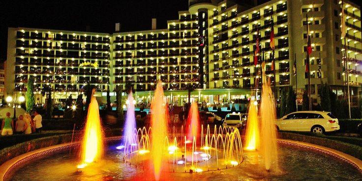 All Inclusive 2017 - Hotel Marvel 4* - Sunny Beach Bulgaria