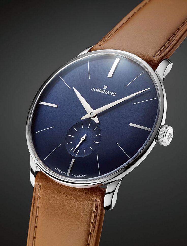 Dieses und weitere Luxusprodukte finden Sie auf der Webseite von Lusea.de Junghans: Meister Handaufzug