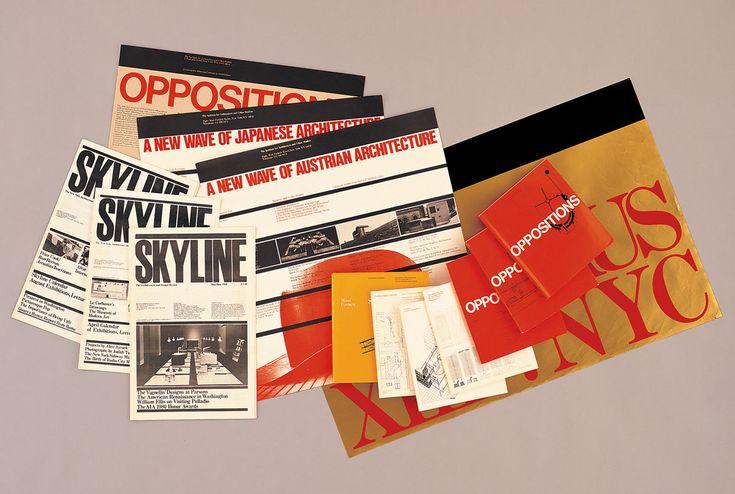Skyline. Нью-Йоркский архитектурный и дизайнерский календарь, 1978
