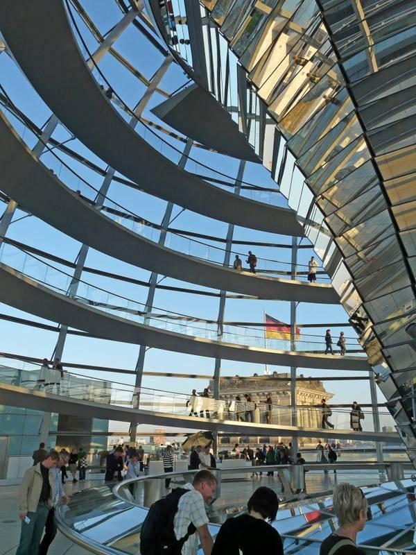 Berliner Reichstagsgebäude - FREIZEITSTARS