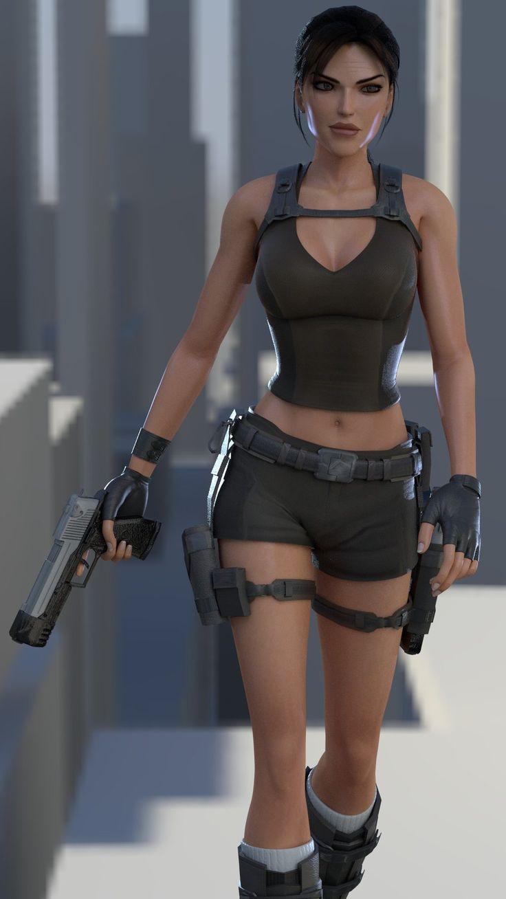 Lara8 by Hiddenus