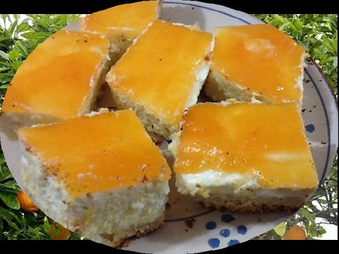Cheesecake all'arancia, Monopoli (Puglia) Italia