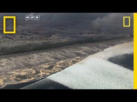 Rare Video: Japan Tsunami | National Geographic - YouTube