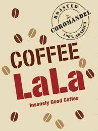 Coffee LaLa, served with pride at Driving Creek Cafe, Coromandel. http://nzfoodfinder.com/2015/11/30/local-foodie-qa-jessica-dziwulski-driving-creek- coromandel/