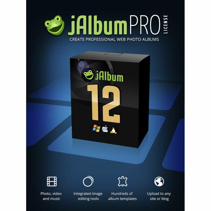 New jAlbum 12 Pro image cover Download: http://jalbum.net