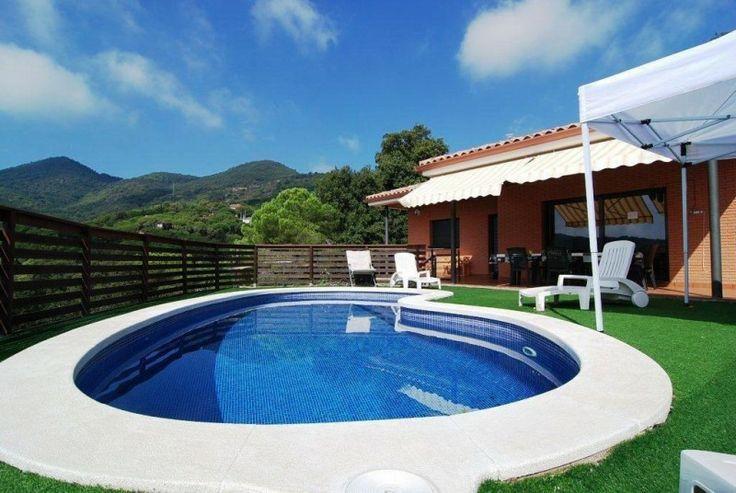 Villa Tresturons, Arenys de Munt, Costa Maresme