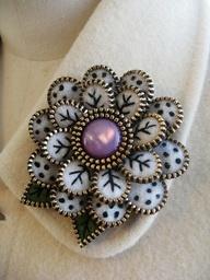 Elegant- Zipper crafts