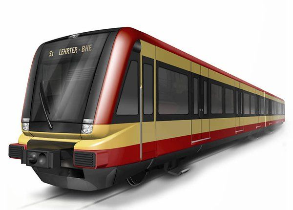 Perfect Experte bem ngelt Entwurf f r neue Berliner S Bahn