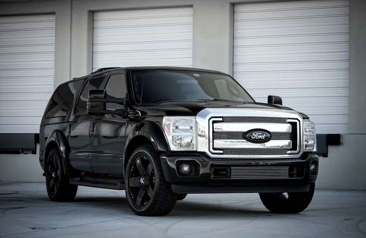2017 Ford Excursion