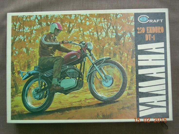 Yamaha 250 Enduro DT 1 Minicraft Model 1 12 Scale | eBay