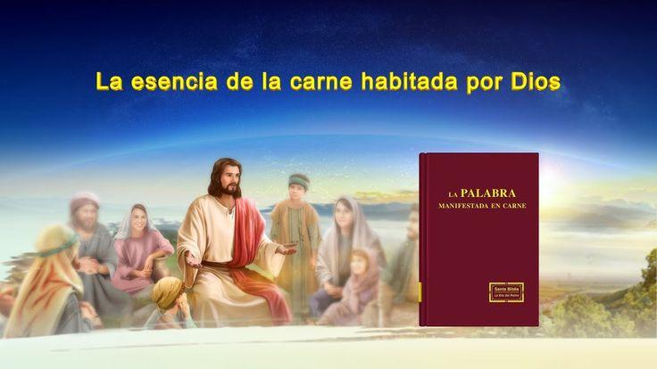 """Evangelio de hoy   """"La esencia de la carne habitada por Dios"""" Las palabr... #LaObraDeDios #LaVozDeDios"""