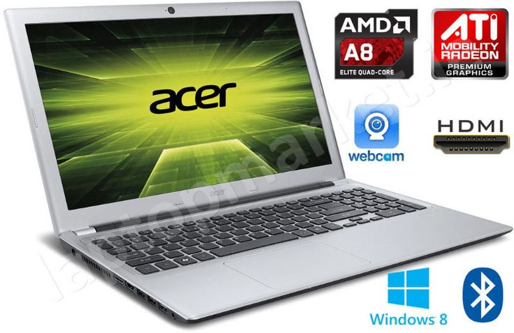 "Product Code: LPAcerV5531PAcer V5-531P-987B4G50MASS Touch Screen Limited Edition Silver Slim Laptop Intel Dual Core,HDMI, Webcam, 4 GB Ram, Intel HD Graphic, Hard Drive 320 GB, Windows 8.1, 15.6"" Glossy HD LED Wide Screen, Multi Drive DVD/RW-CD/RW, Bluetooth, WiFi, Touch Pad, Card Reader, 3 x USB, Acer Port, Excellent Battery, Backlight Keyboard, 3 Months Warranty""Refurbished Grade B  unit: with 3 Months WARRANTY""Stock : 2 In Stock LeftNATIONWIDE DELIVERY Only Up to 3 Laptops 6.99€For Bulk…"
