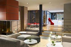 Charme et décontraction Hotel le Colombier © Le Colombier