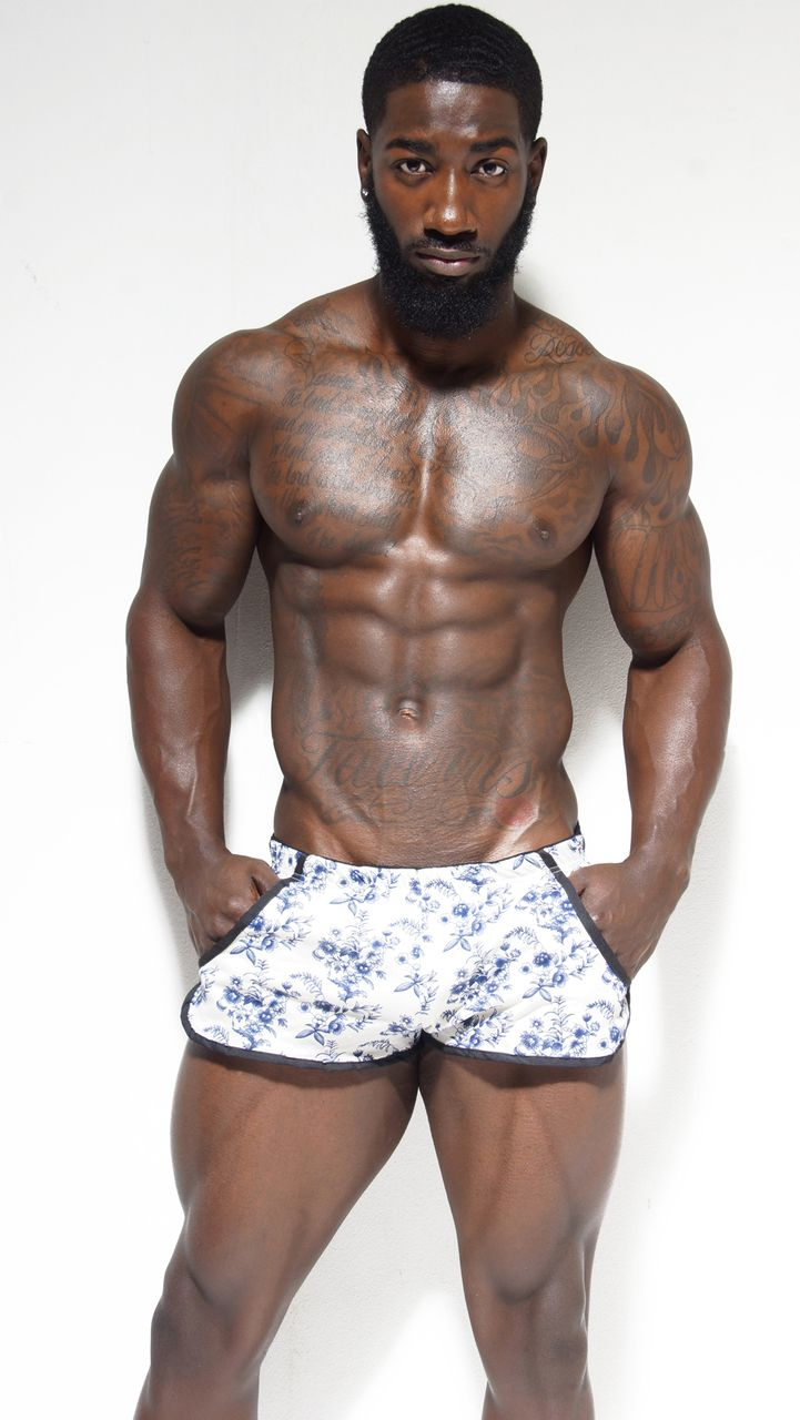 Nude Black Guy