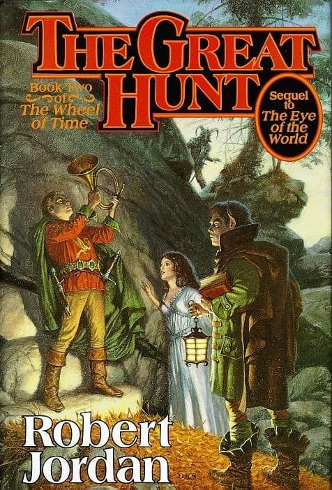 Also, pretty much any of the books in this series, but The Great Hunt is particularly special. What you expect: The nerds at your junior high band camp throw a costume party. What you get: The nerds at your junior high band camp throw a costume party but it ends up being really fun. OK, not really. This is the second most-popular fantasy series of all time for a reason: It's vast and epic and packed with adventure and mythology that will keep you engaged for thousands of pages. A million…