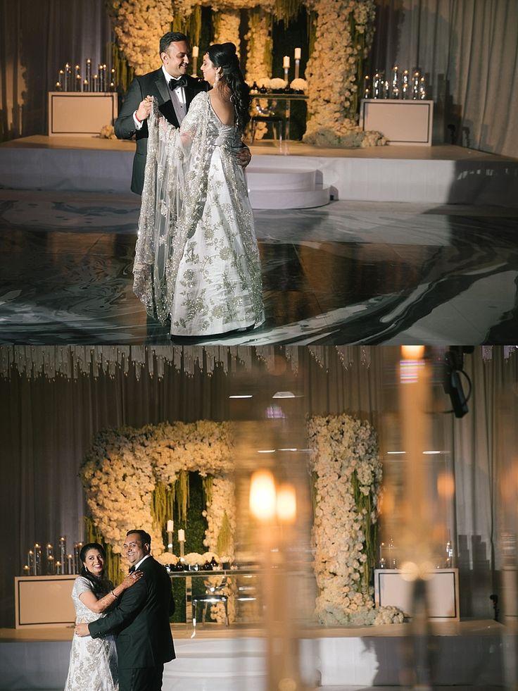 asian wedding photography east midlands%0A Image of Nirali   Amit   Indian Wedding Reception at Lansdowne Resort   Leesburg  Virginia