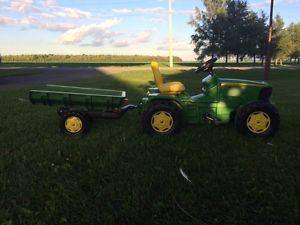 Tracteur John Deere Saint-Jean-sur-Richelieu Québec image 1