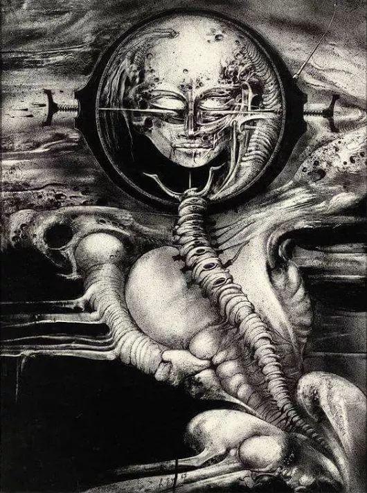 H.R. GIGER ART