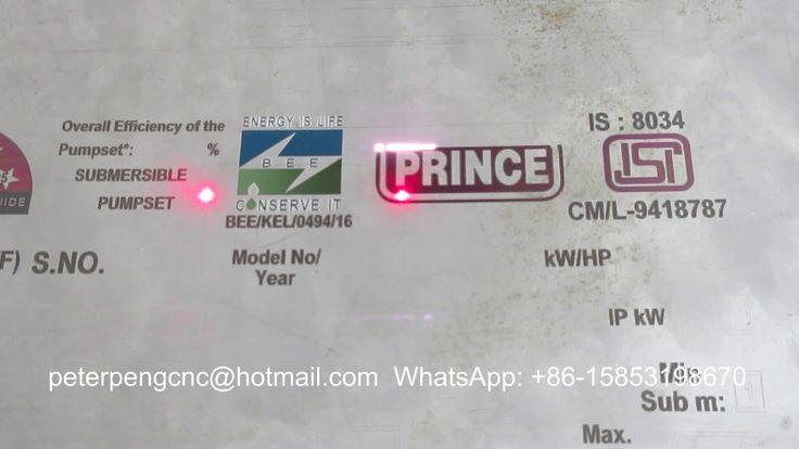 Mopa laser color engraving machine, laser color marking machine
