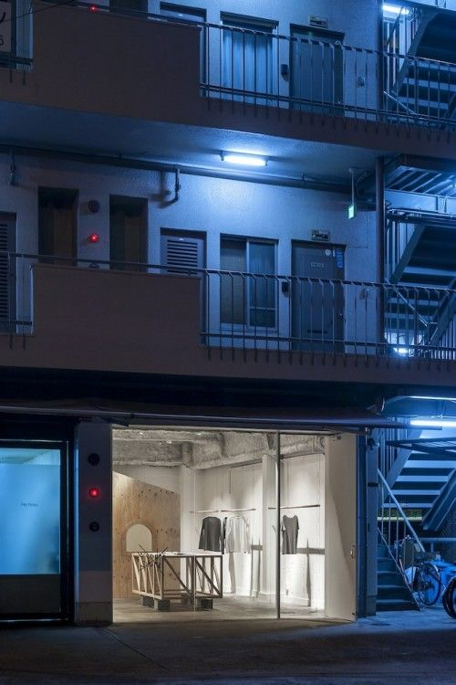 Not Wonder Store | Osaka, Japão | Reiichi Ikeda