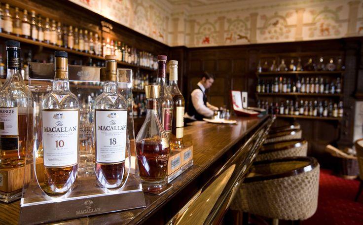 Eastwell Manor - Bar